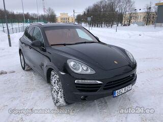 Porsche Cayenne 3.0 176kW