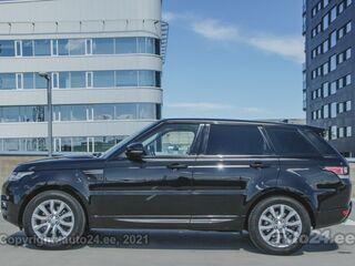 Land Rover Range Rover Sport HSE 3.0 V6 183kW