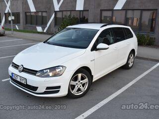 Volkswagen Golf CNG 1.4 81kW