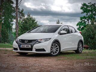 Honda Civic 5D Comfort I-VTEC 1.4 73kW