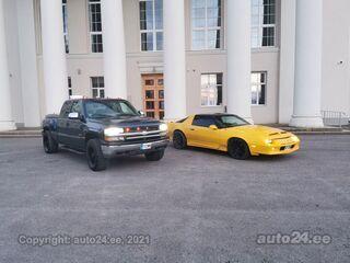 Chevrolet Silverado 1500 Extended Cab Stepside 5.3 V8 201kW