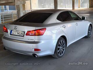 Lexus IS 250 2.5 V6 153kW