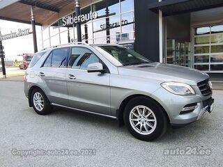Mercedes-Benz ML 350 3.0 BLUETEC 4MATIC 190kW