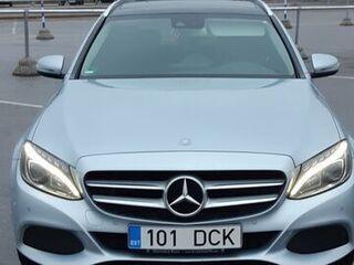 Mercedes-Benz C 220 9-G 4M Avantg Eelsooj Pano Led 2.2 125kW